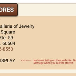Jared Galleria of Jewelry 21 Reviews Jewelry 1016 N Route 59