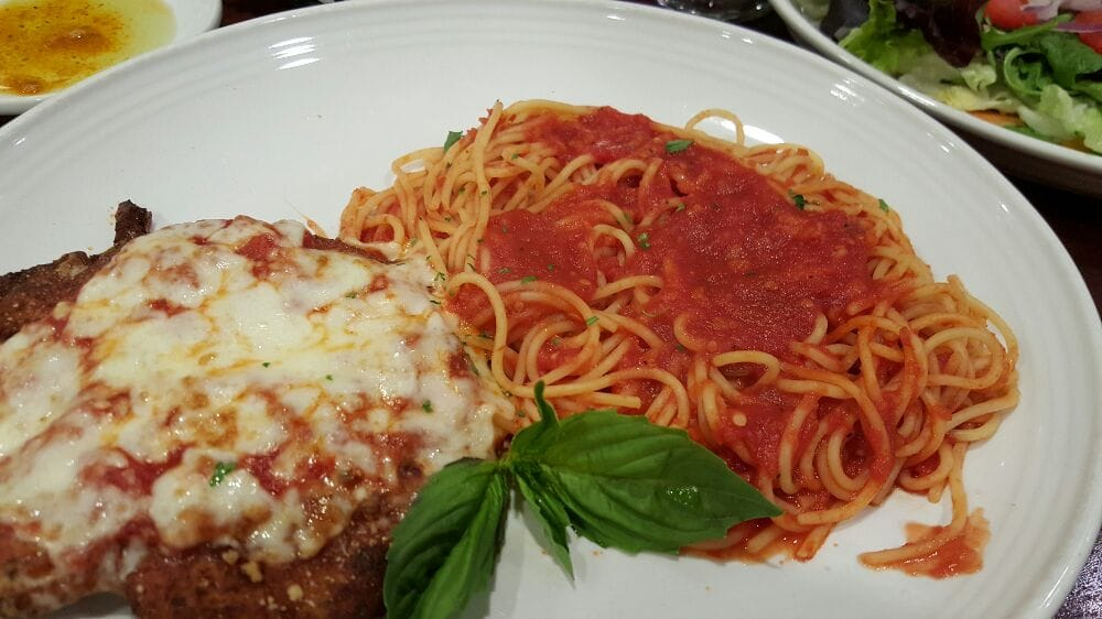 Chicken parm yelp for Anthony s creative italian cuisine