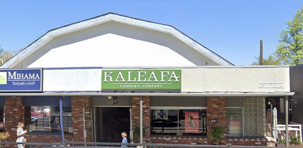 Kaleafa Cannabis Company: 1253 Siskiyou Blvd, Ashland, OR