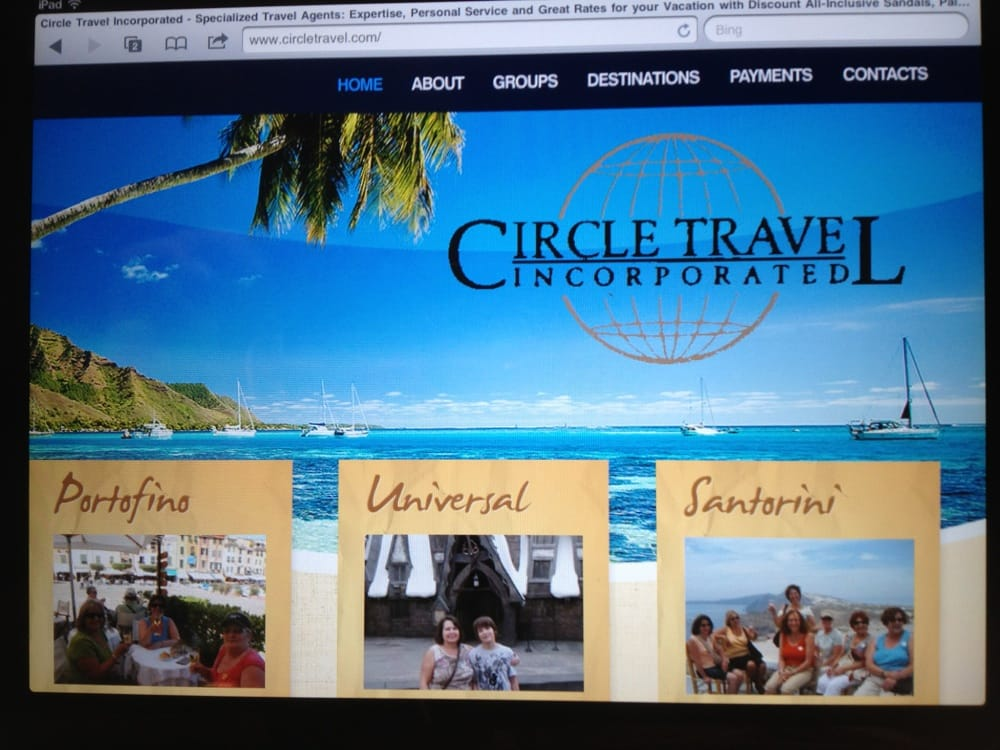 Circle Travel: 8 Edelweiss Ct, Sicklerville, NJ