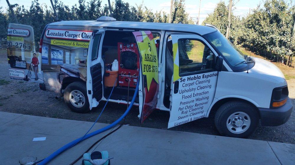 Lozalas Carpet Cleaning: Sunnyside, WA