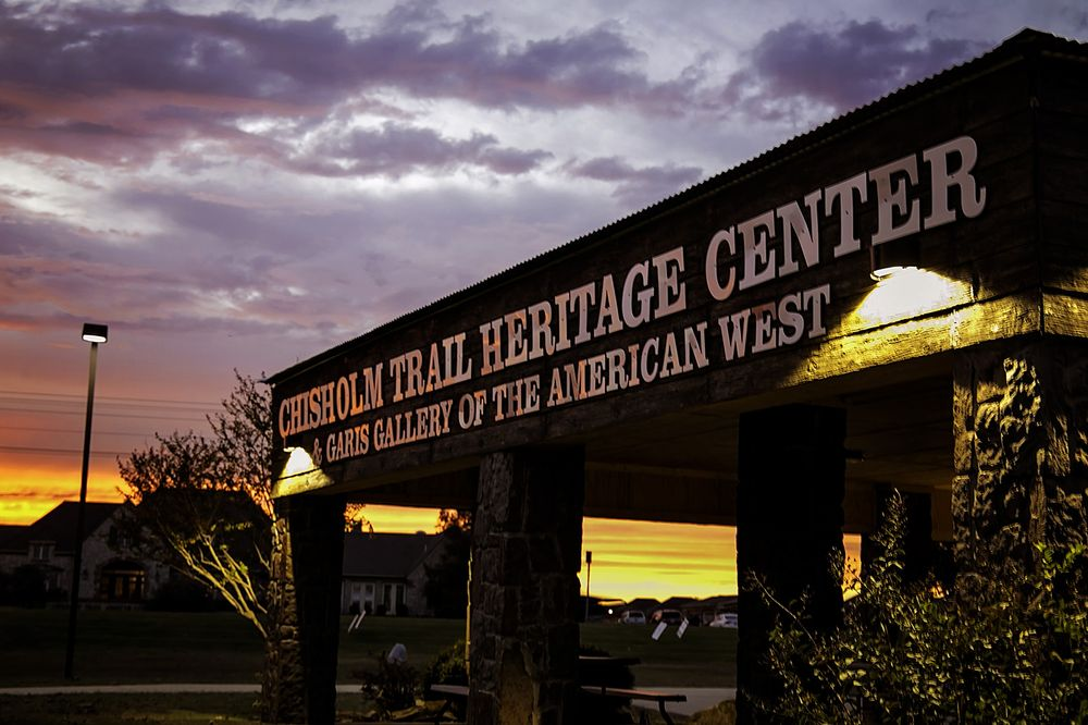 Chisholm Trail Heritage Center: 1000 Chisholm Trail Pkwy, Duncan, OK