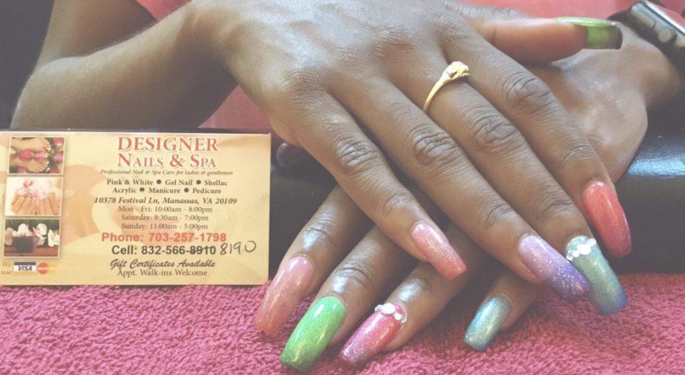 Mood Change Gel Manicure By Kathy Yelp