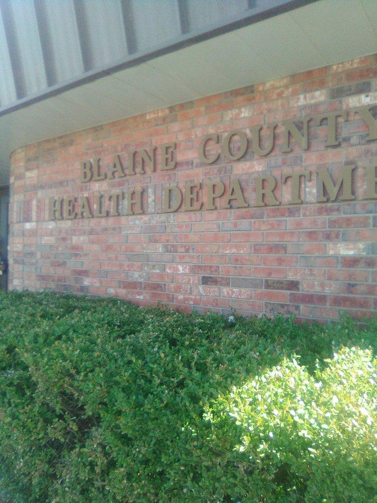 Blaine County Health Dept: 521 W 4th St, Watonga, OK