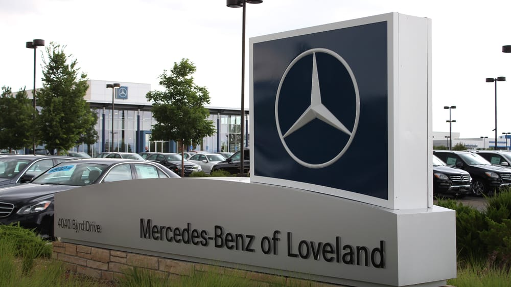 Mercedes benz of loveland 16 foto 39 s 16 reviews for Mercedes benz of loveland loveland co