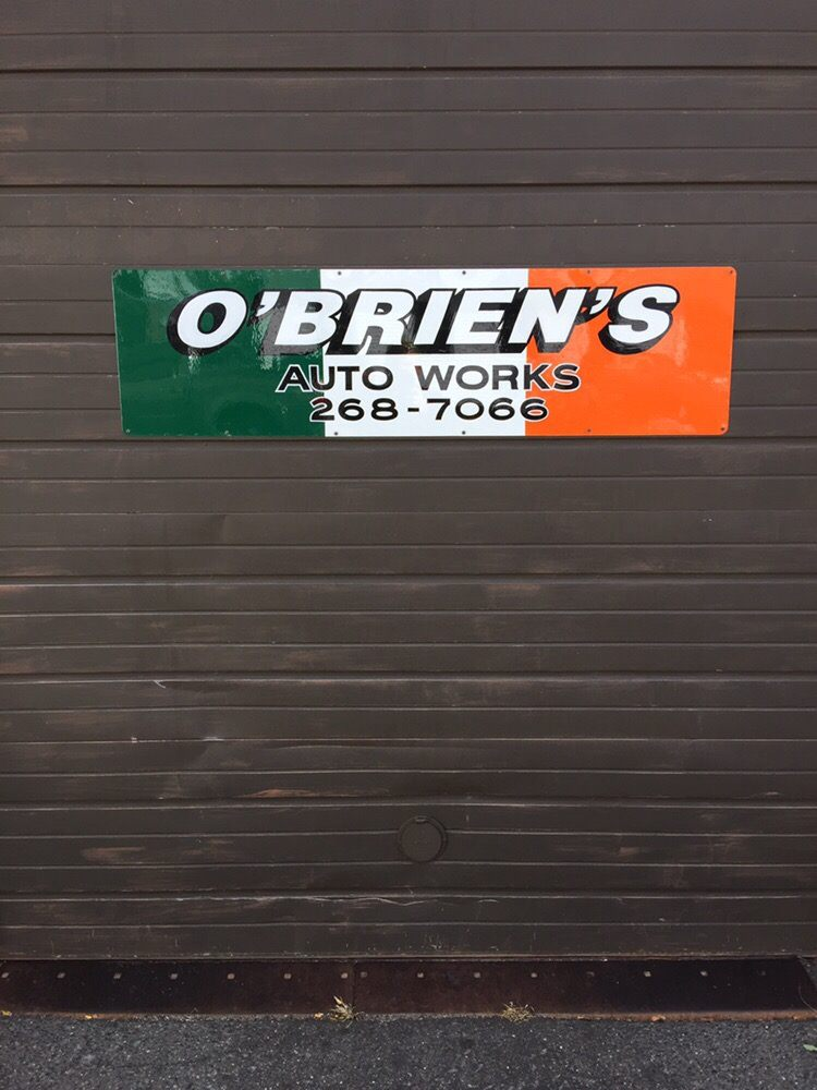 O'Brien's Auto Works: Williamsburg, MA