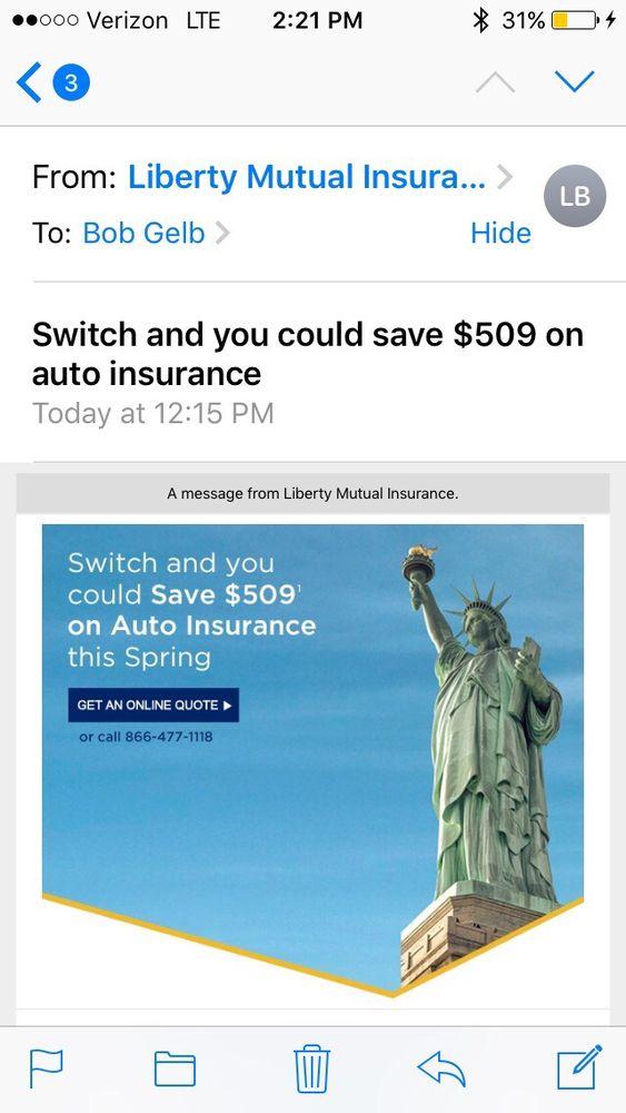 Liberty Mutual Insurance 60 Reviews Insurance 60 Berkeley St Unique Liberty Mutual Insurance Quote