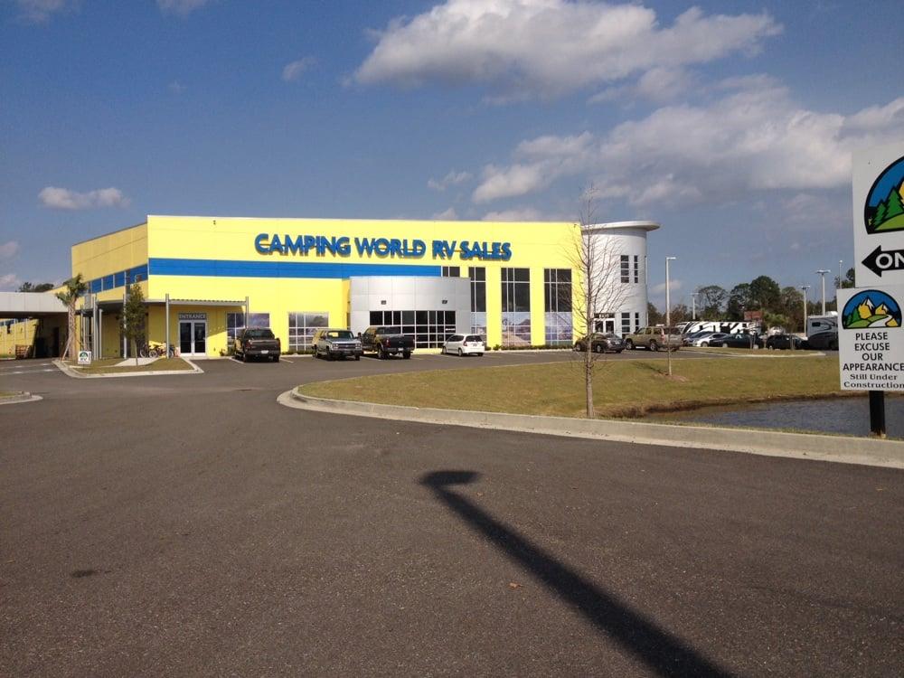 Camping World - Jacksonville - (New) 46 Photos & 26 Reviews