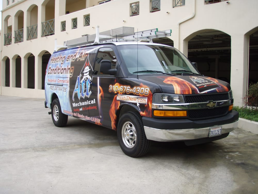 Ace Mechanical Heating & Air Conditioning: 15237 S Crenshaw Blvd, Gardena, CA