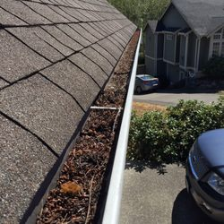 Photo Of Peak Of Perfection Roof Cleaning   Bellingham, WA, United States.  Gutters