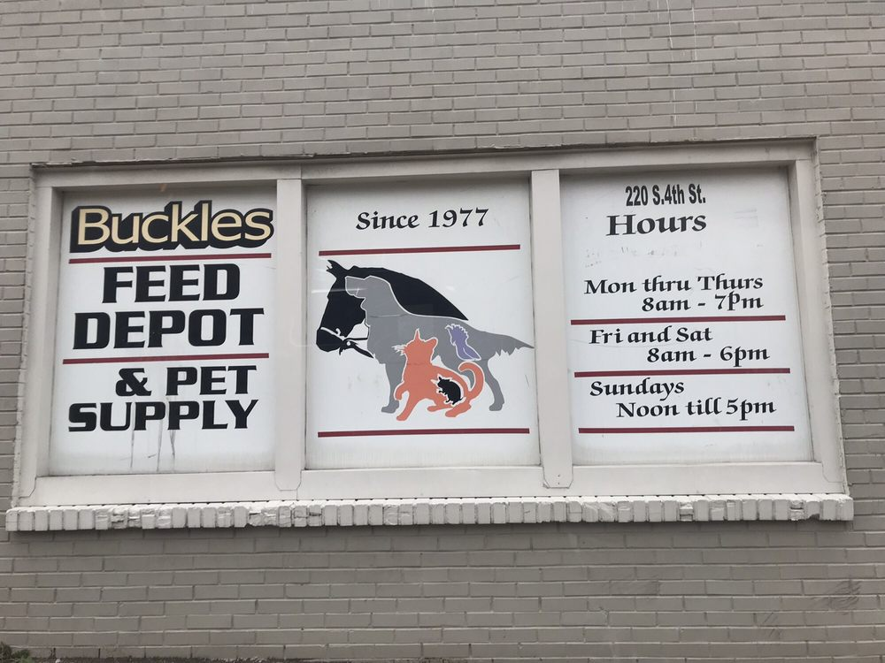 Buckles Feed Depot & Pet Supply - 17 Reviews - Pet Stores