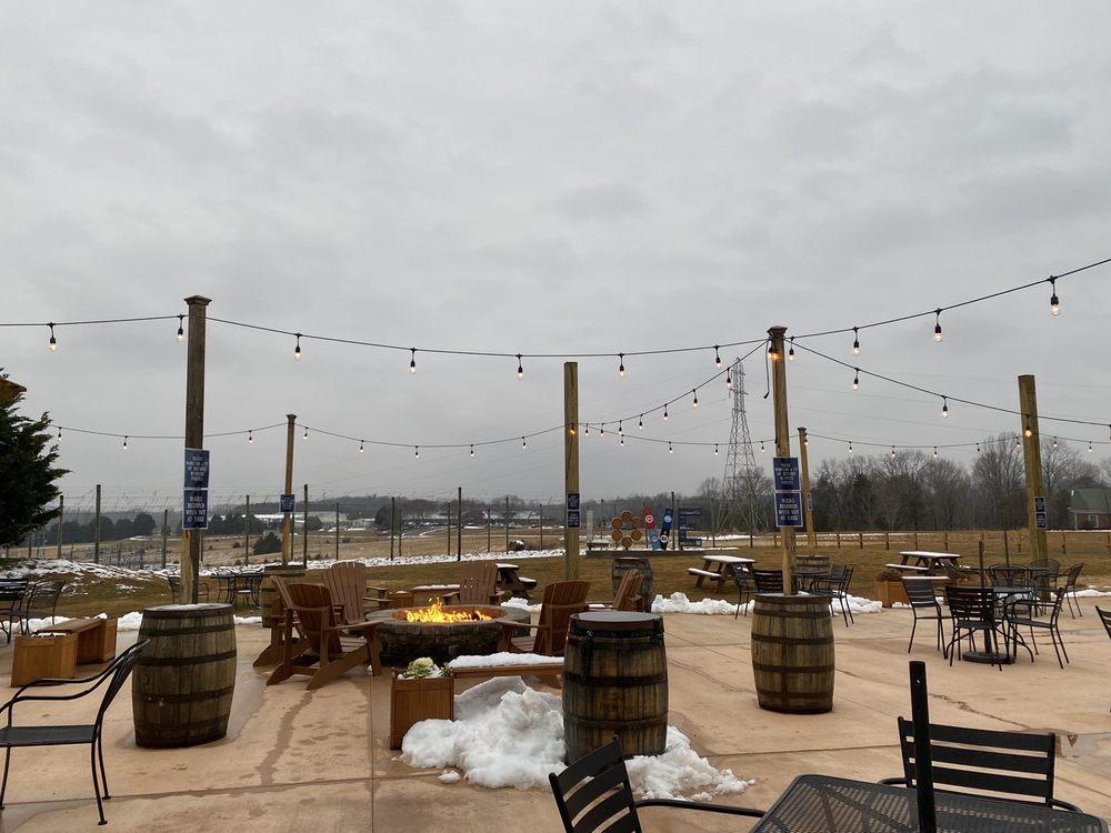 Blue Mountain Brewery: 495 Cooperative Way, Arrington, VA