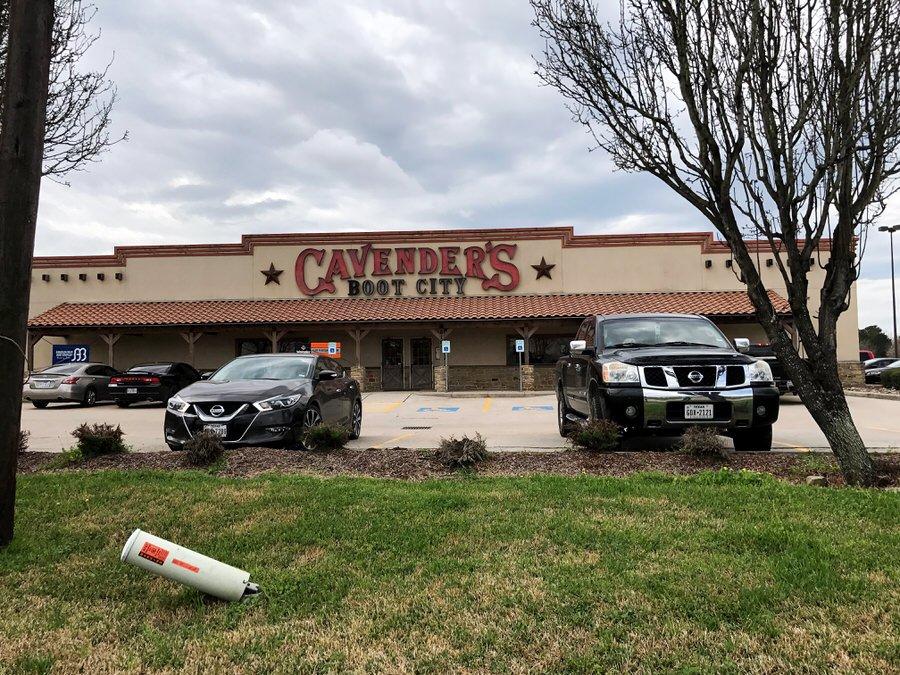 Cavender's Boot City: 6185 Eastex Fwy, Beaumont, TX