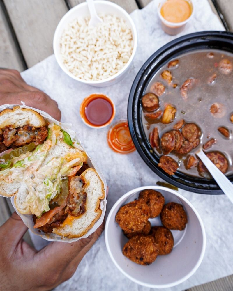 Altha's Louisiana Cajun Seasoning & Spices & Deli: 201 E Meeker St, Kent, WA