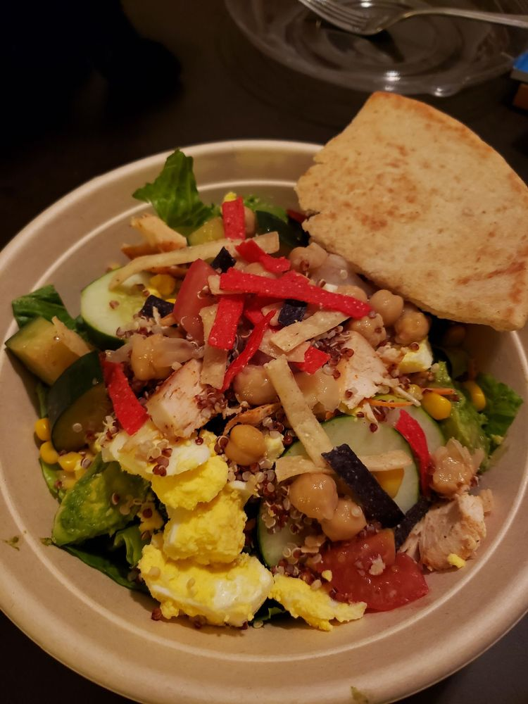 The Salad Station: 7765 Airport Blvd, Mobile, AL