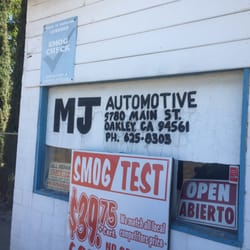 auto repair in oakley ca