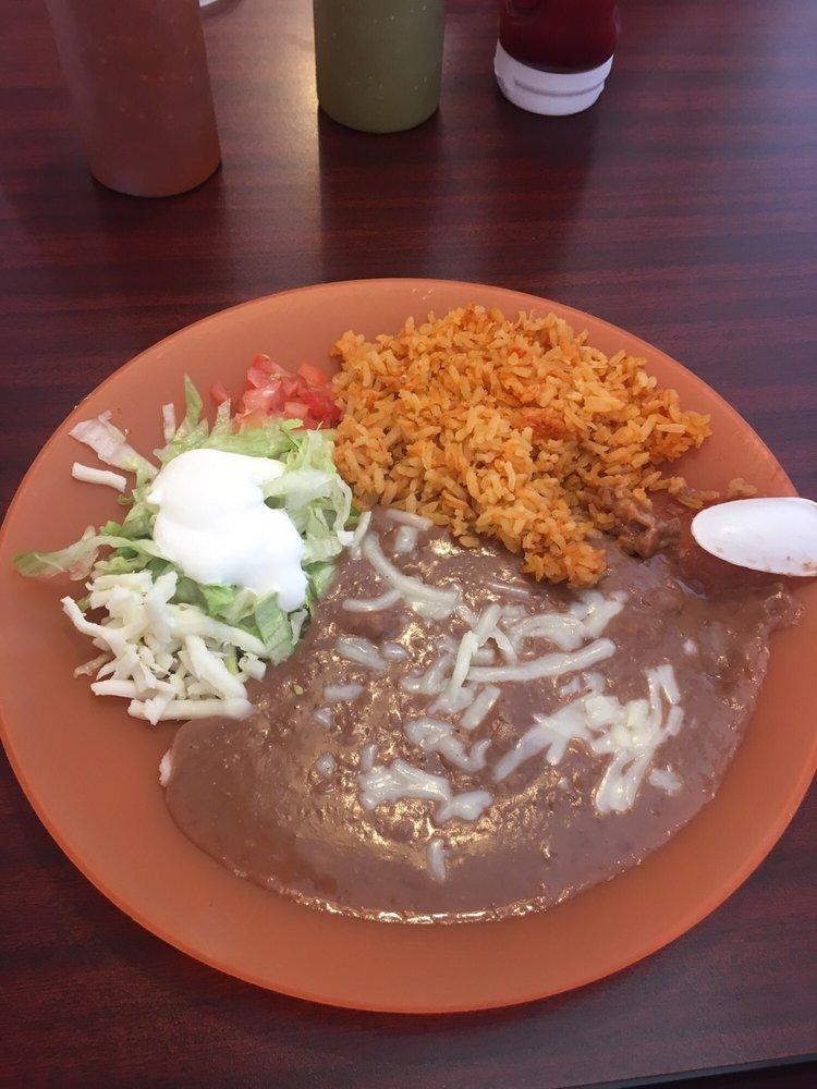 #1 Taco Express: 212 Rickey Rd, Monticello, IN