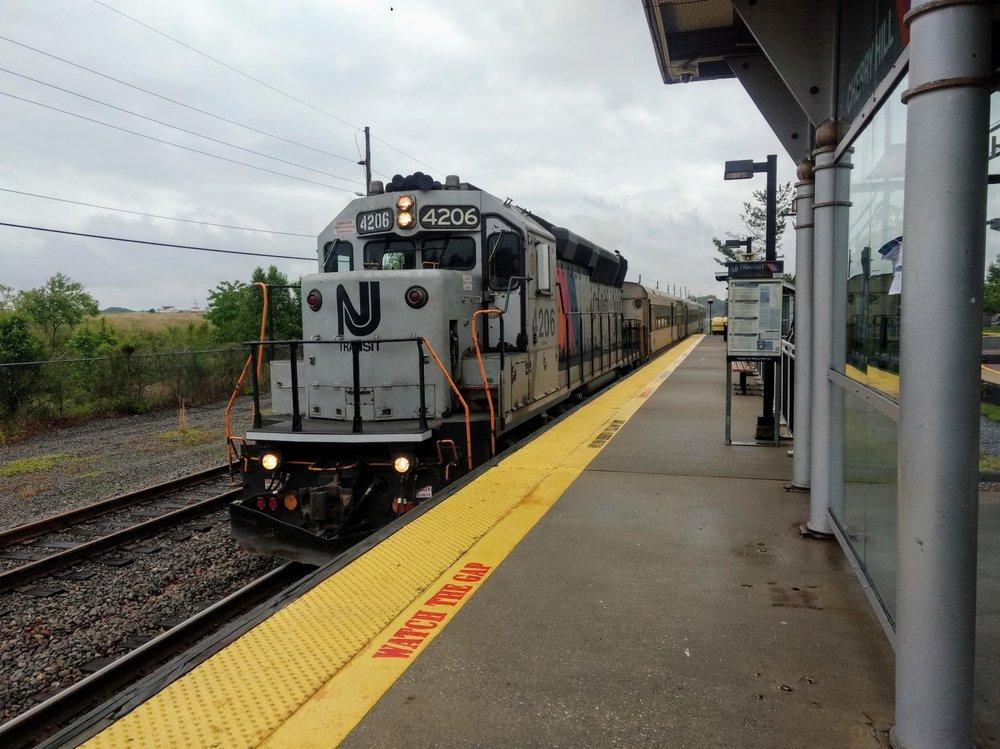 Cherry Hill NJ Transit Station: 3 Union Ave, Cherry Hill, NJ
