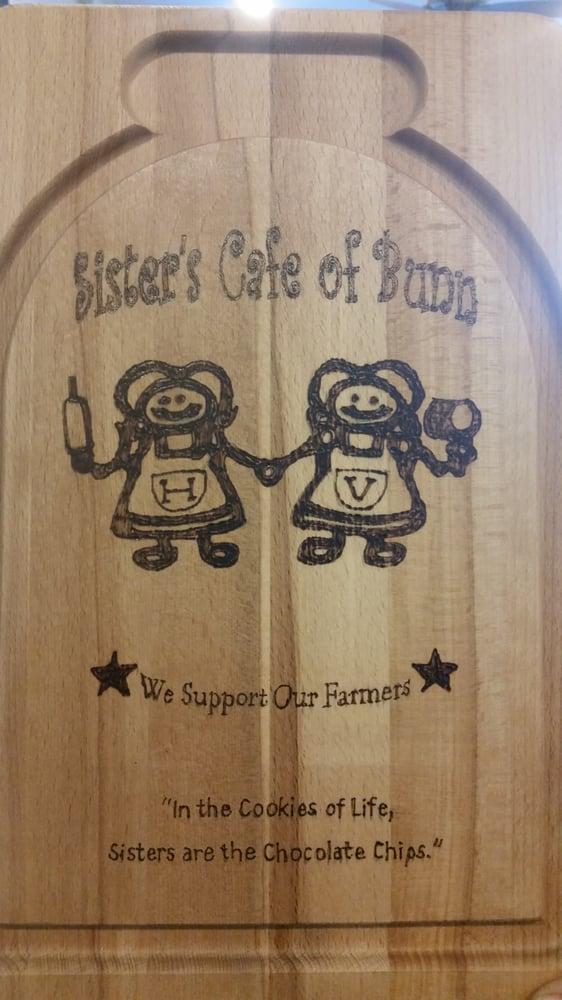 Sisters Cafe: 685 Main St, Bunn, NC