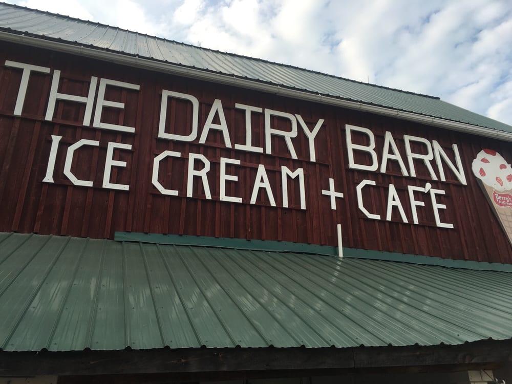 The Dairy Barn: 107 Hibbard Rd, Horseheads, NY