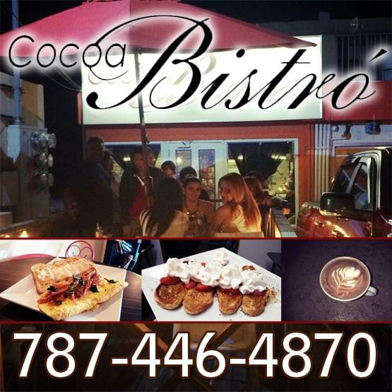 Cocoa Bistro: Carretera 2 Km 86.4, Hatillo, PR