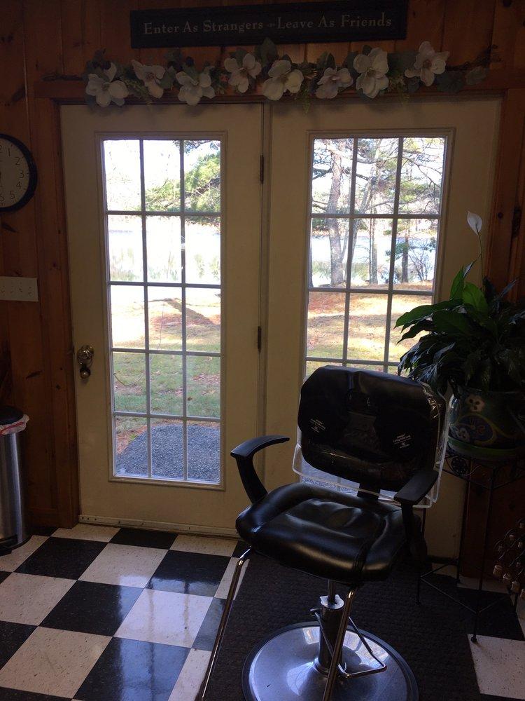 Deer Pond Hair Salon: 1071 Cape Rd, Hollis Center, ME
