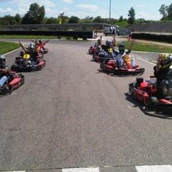 Ain Karting - Go Karts - En Belle Lievre, CHATEAU GAILLARD, Ain ...
