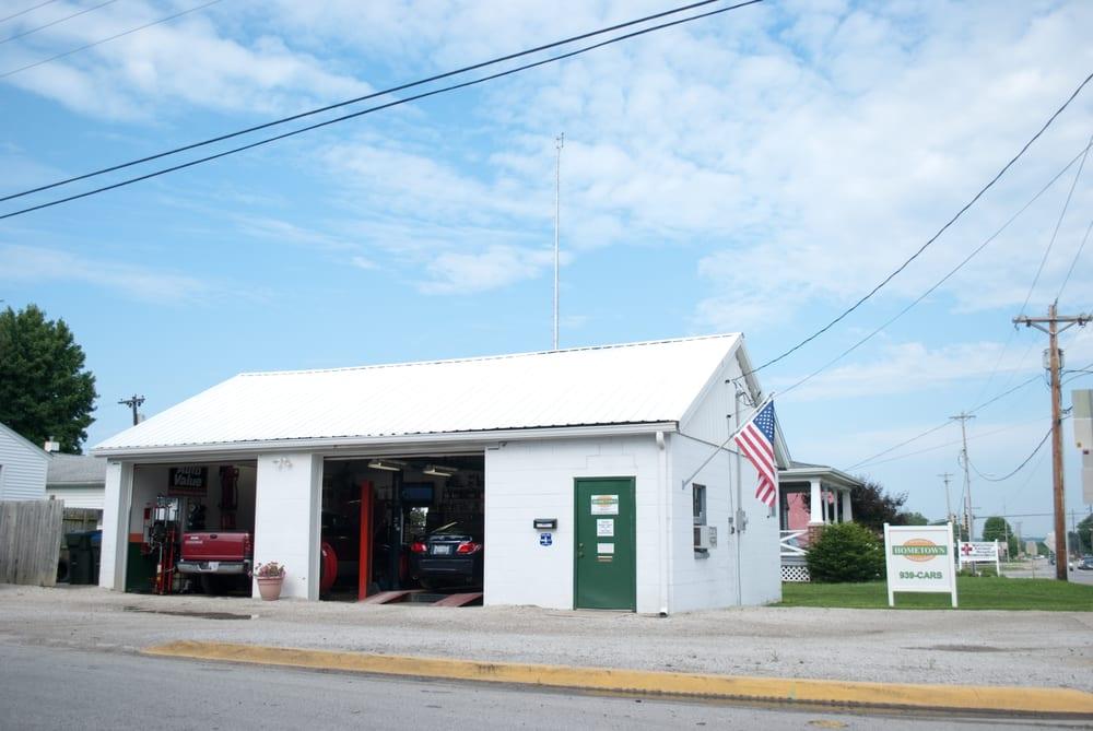Rahn's Hometown Auto Repair, Inc.: 401 S Moore St, Waterloo, IL