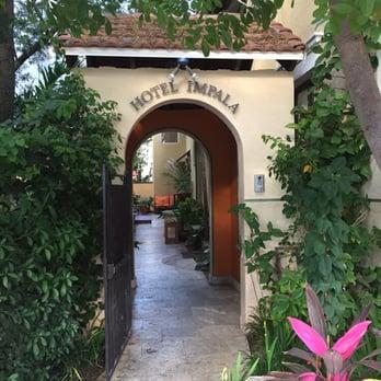 Photo Of Impala Hotel Miami Beach Fl United States Entrance