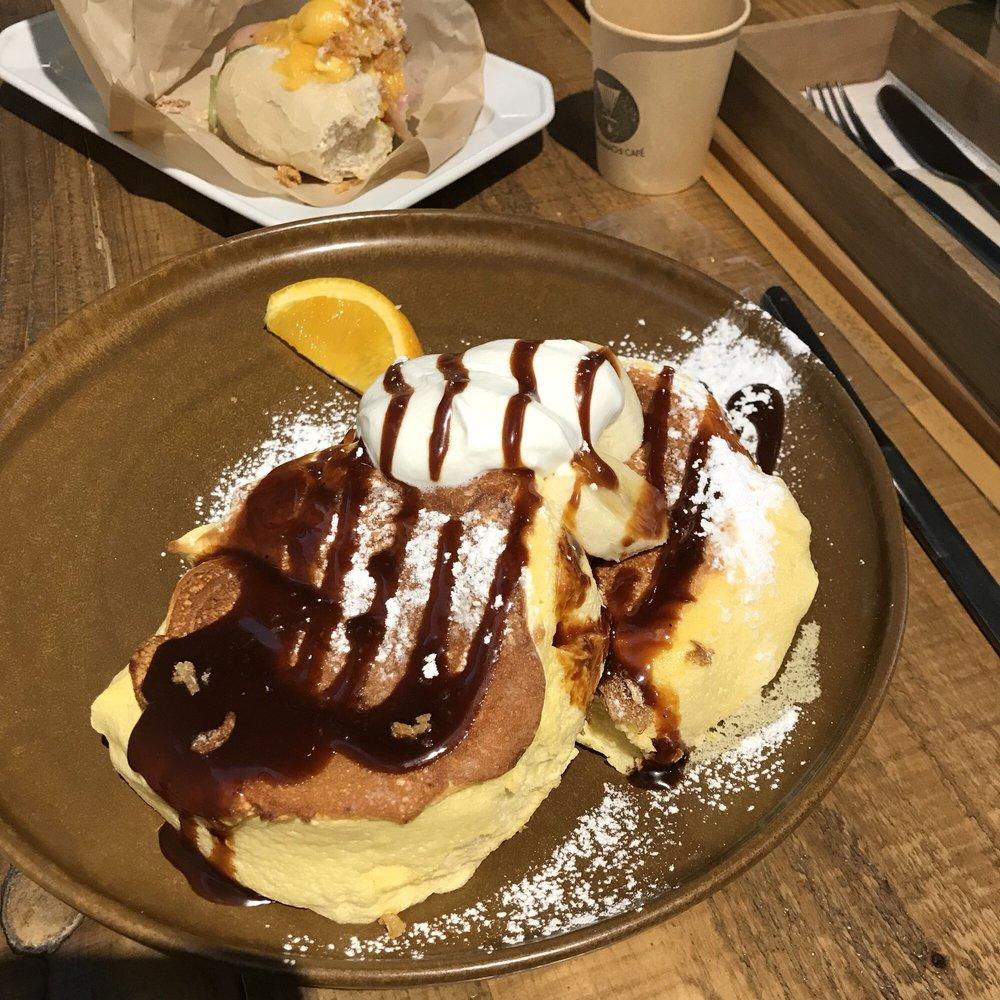 Nakamachi Cafe