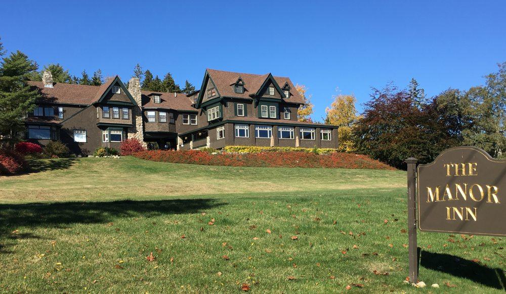 The Manor Inn: 76 Battle Aveue, Castine, ME