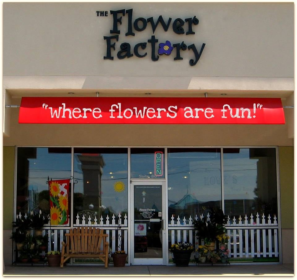 The Flower Factory Florists 2130 N Tyler Wichita Ks Phone