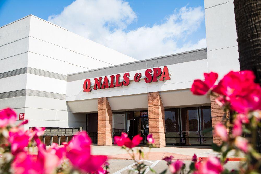 Q Nails & Spa River Oaks: 1544 W Gray St, Houston, TX