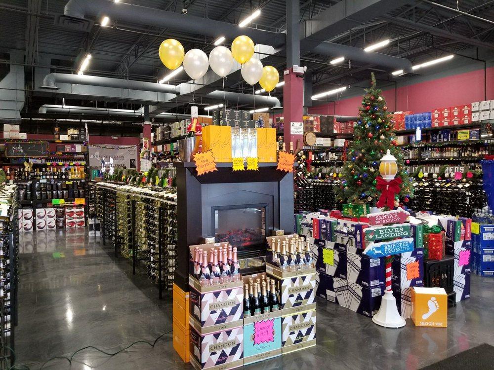 NY Wine & Liquor Warehouse: 102 Van Rensselaer Ave, Rensselaer, NY