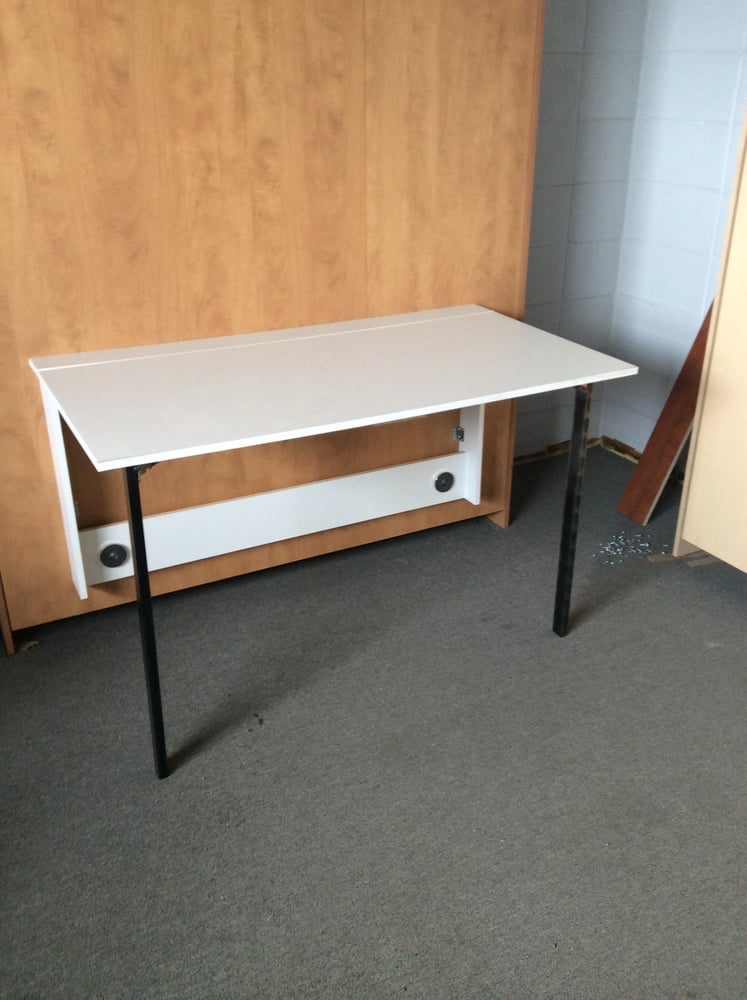 Fold Up Table In Front Of Bed Yelp