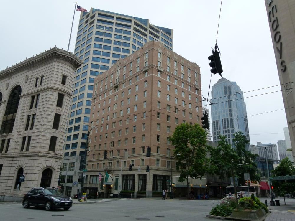 Mayflower Park Hotel Seattle Seattle Wa