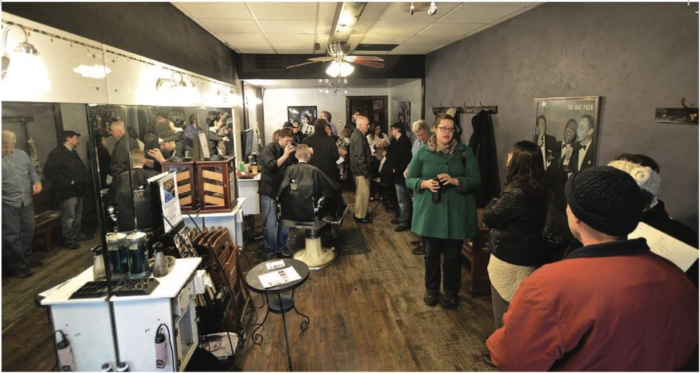 Lincoln Barber Shop: 514 Lincoln Ave, Bellevue, PA