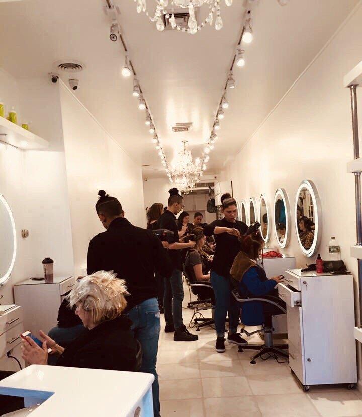 Yani Hair Style: 1490 1st Ave, New York, NY