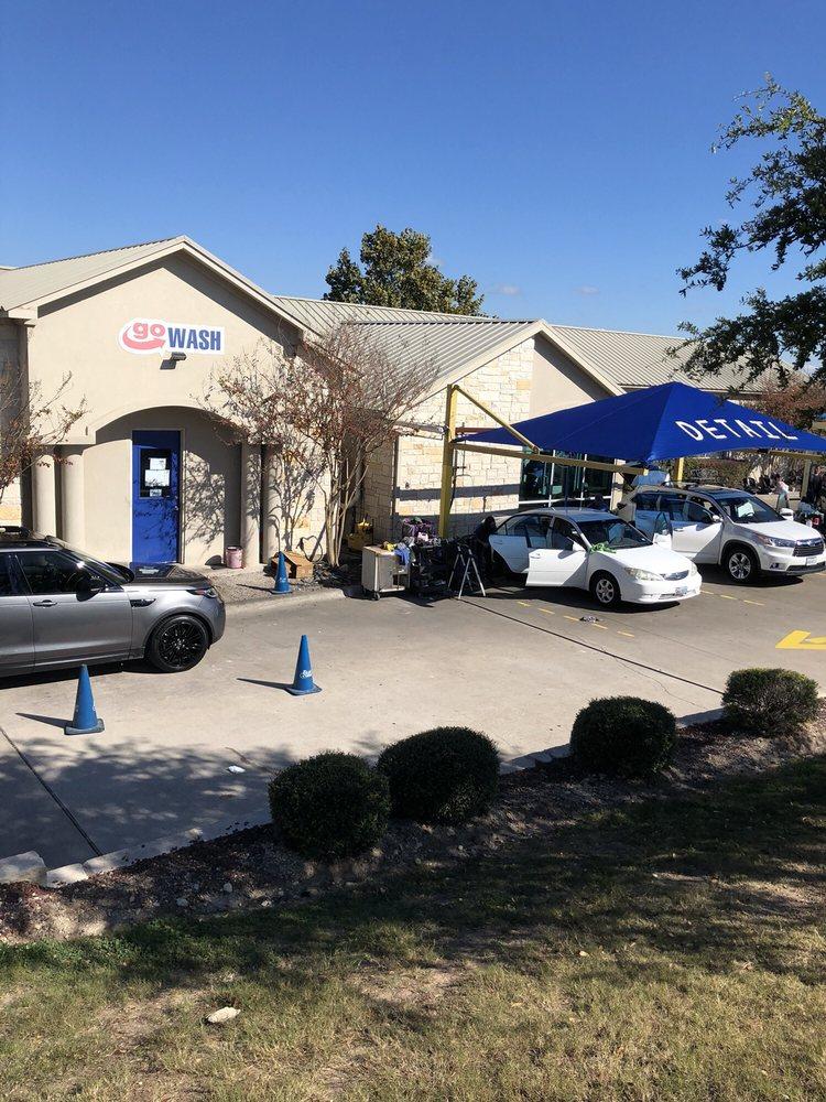 Go Wash II: 3327 Ranch Rd 620 S, Austin, TX