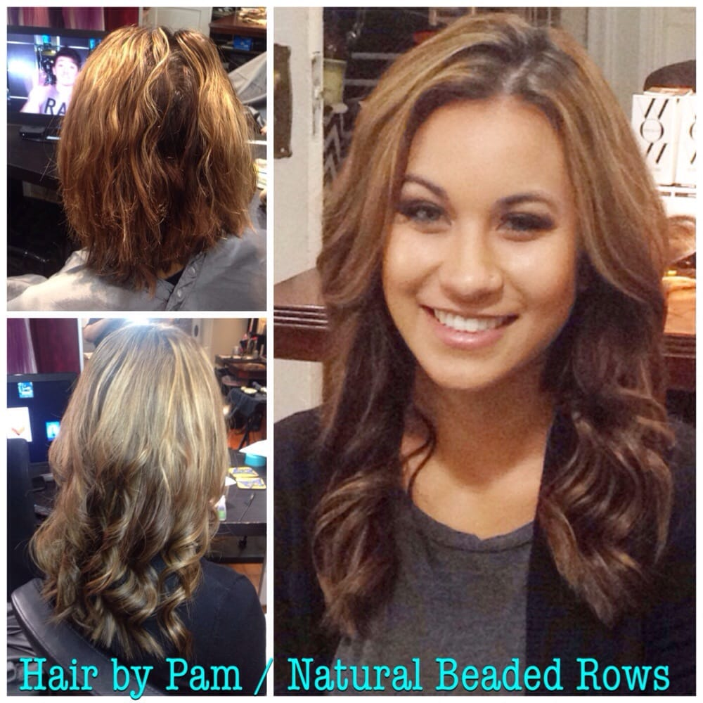 Groovy Marissa Tired Of Growing Out Her Bob One Row Of Nbr 6Pc Cut To Hairstyles For Men Maxibearus