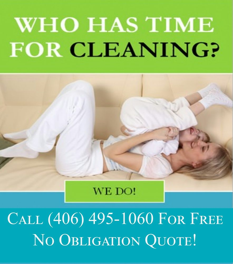 Best Cleaning Company: 1420 Cedar St, Helena, MT