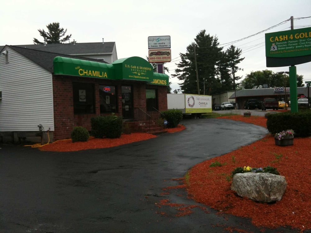 US Gold and Diamond Exchange: 64 Crystal Ave, Derry, NH