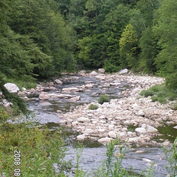 Worlds End State Park - Pa Route 154, Forksville, PA - 2019