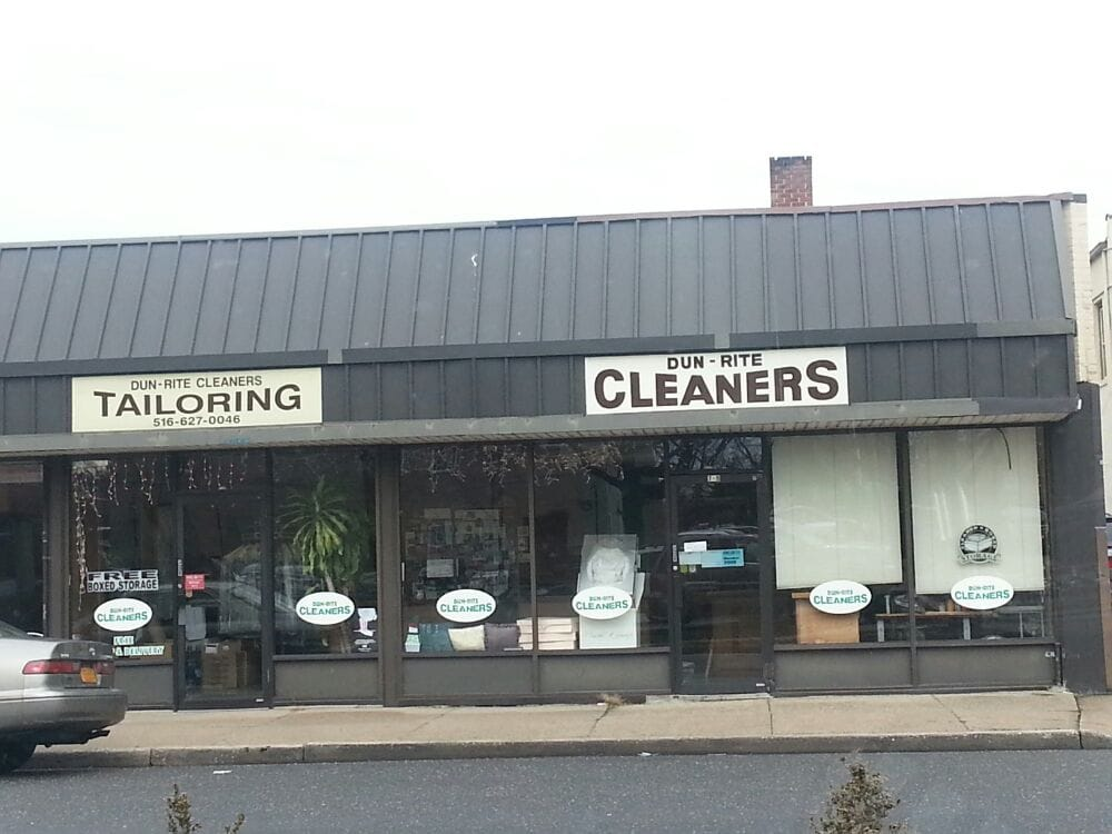 Dun-Rite Tailors & Cleaners: 7 Bayview Ave, Manhasset, NY