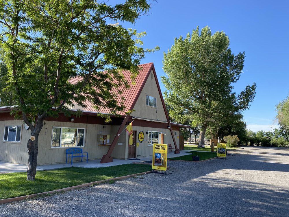 Beaver KOA: 1428 Manderfield Rd, Beaver, UT