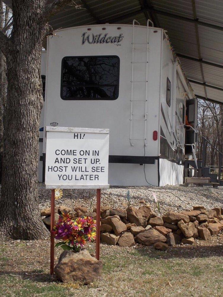 Settle Inn RV Park & Cabins: 2520 OK-99, Pawhuska, OK