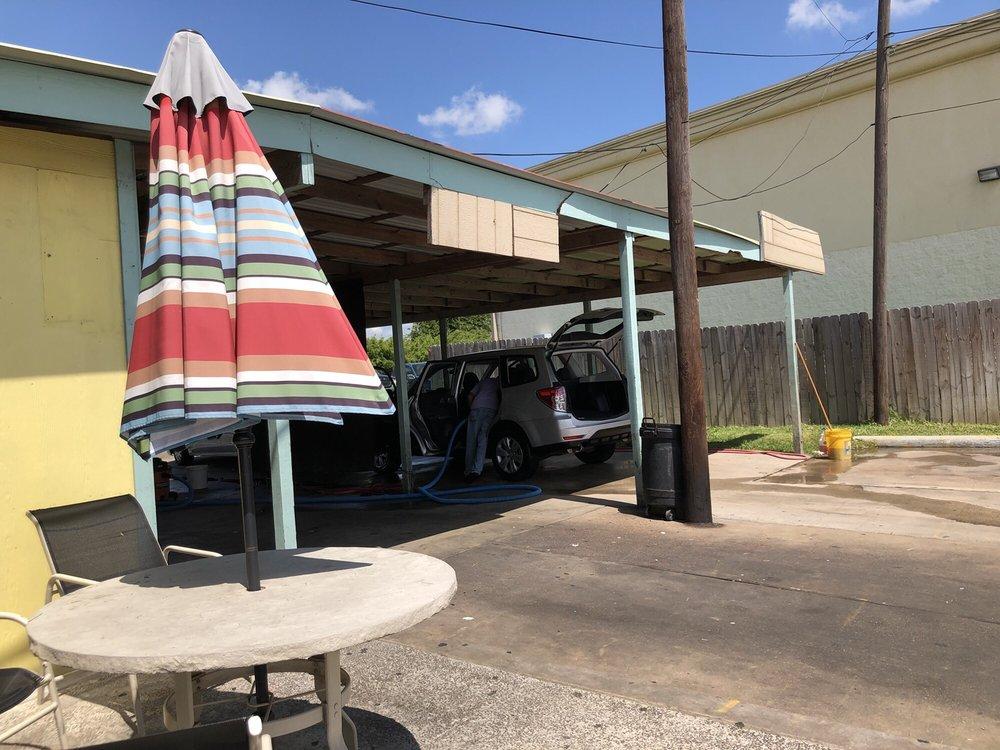 Hands Car Wash: 12968 Bissonnet St, Houston, TX