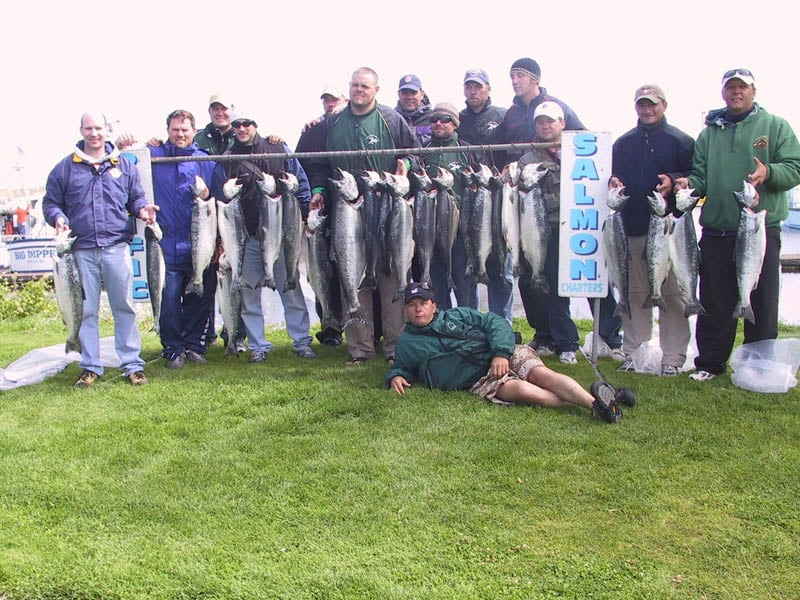 Pacific Salmon Charters: 191 Howerton Way SE, Ilwaco, WA