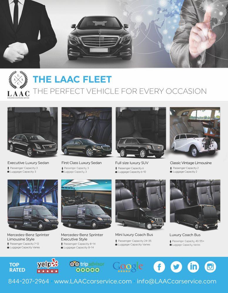 LAAC Car Service: 225 Franklin St, Boston, MA