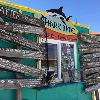 Photo Of Shark Bite Navarre Fl United States Front Trailer With
